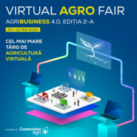 Agribusiness 4.0, târg virtual de agricultură